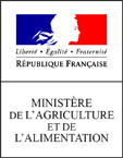 Logo ministry in charge of agriculture